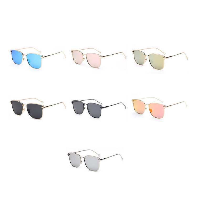 WowAwesome 2016 Unique Pilot Retro Sunglasses for Men Women Sun Glasses Oculos de Sol Feminino Lunette de Soleil Gafas Sol - WowAwesomeStuff  - 5