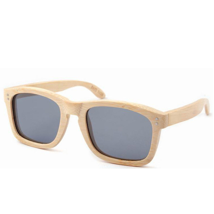 2016 New Polarized Aviator Bamboo Wood Sunglasses for Men Women Eyewear Gafas Oculos De Sol Brand Designer 3 Colors Hot Sale - WowAwesomeStuff  - 7