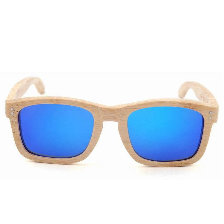 2016 New Polarized Aviator Bamboo Wood Sunglasses for Men Women Eyewear Gafas Oculos De Sol Brand Designer 3 Colors Hot Sale - WowAwesomeStuff  - 2