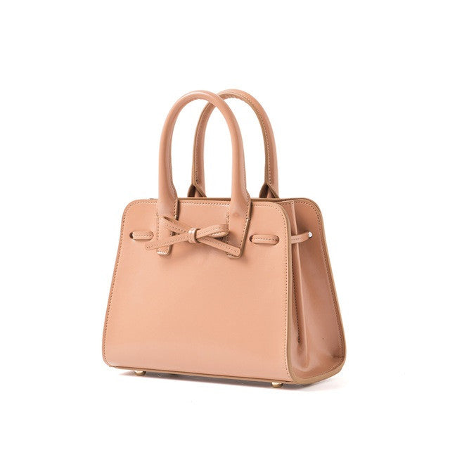 WowAwesome Real Split Leather Ladies Women Handbag