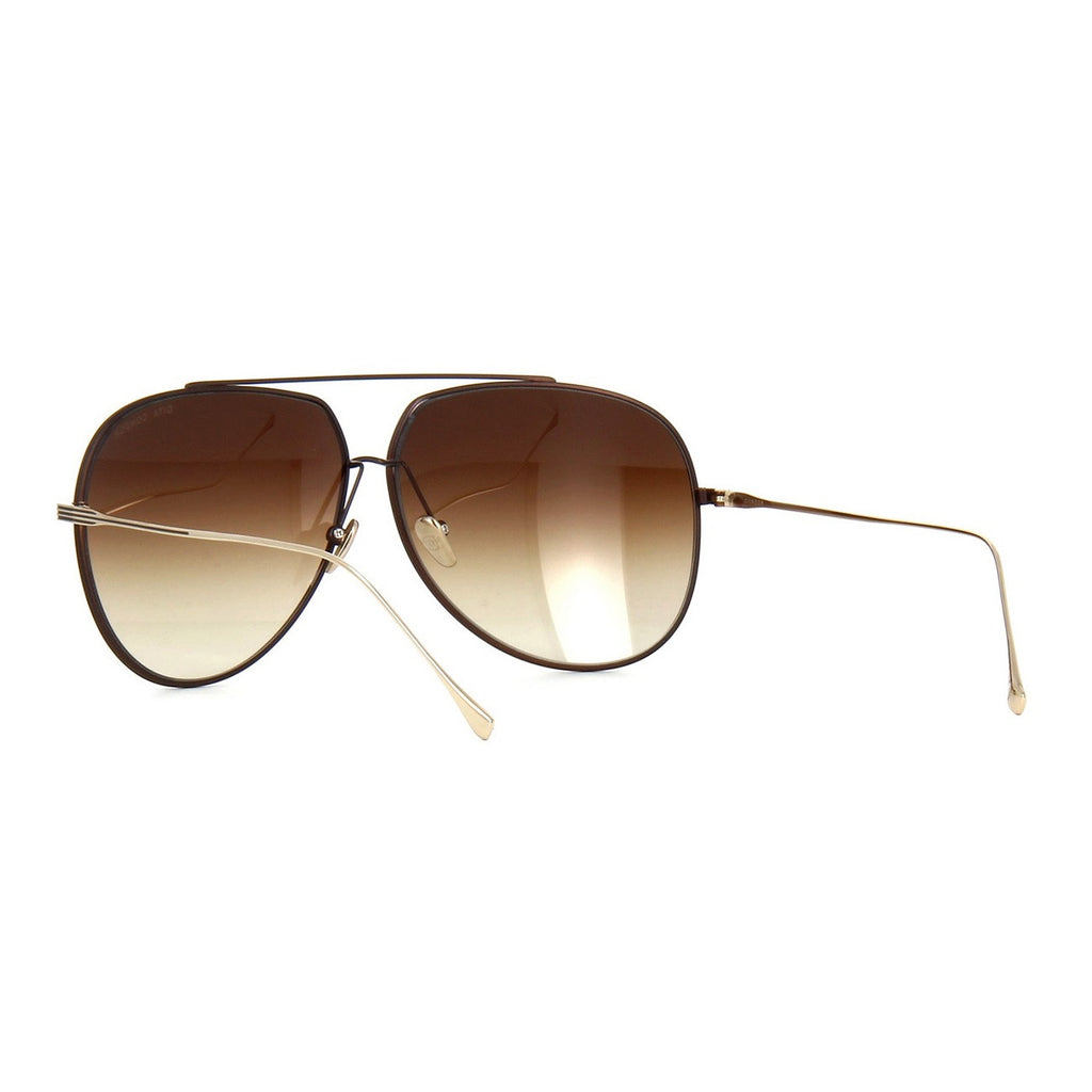 0 17 Brown Dita Condor 21005C 21005 C 18K Womens Mens Sunglasses for Men Women Sun Glasses Eyewear Shades - WowAwesomeStuff  - 5