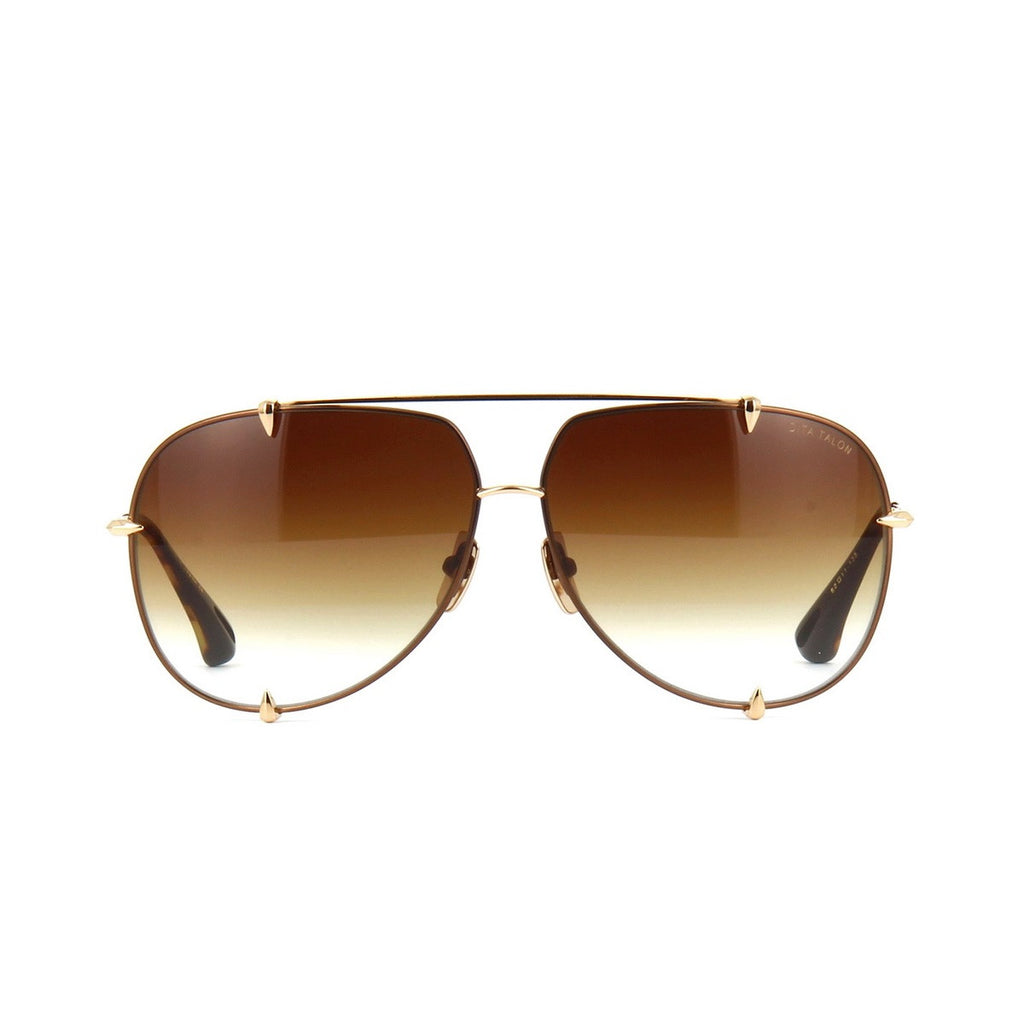 01 Brown Dita Talon 23007B 23007-B 18K Women Mens Sunglasses for Men Women Sun Glasses Eyewear Shades - WowAwesomeStuff  - 2