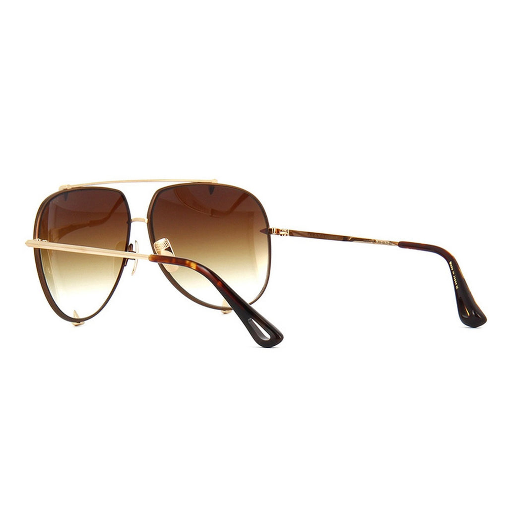 01 Brown Dita Talon 23007B 23007-B 18K Women Mens Sunglasses for Men Women Sun Glasses Eyewear Shades - WowAwesomeStuff  - 3