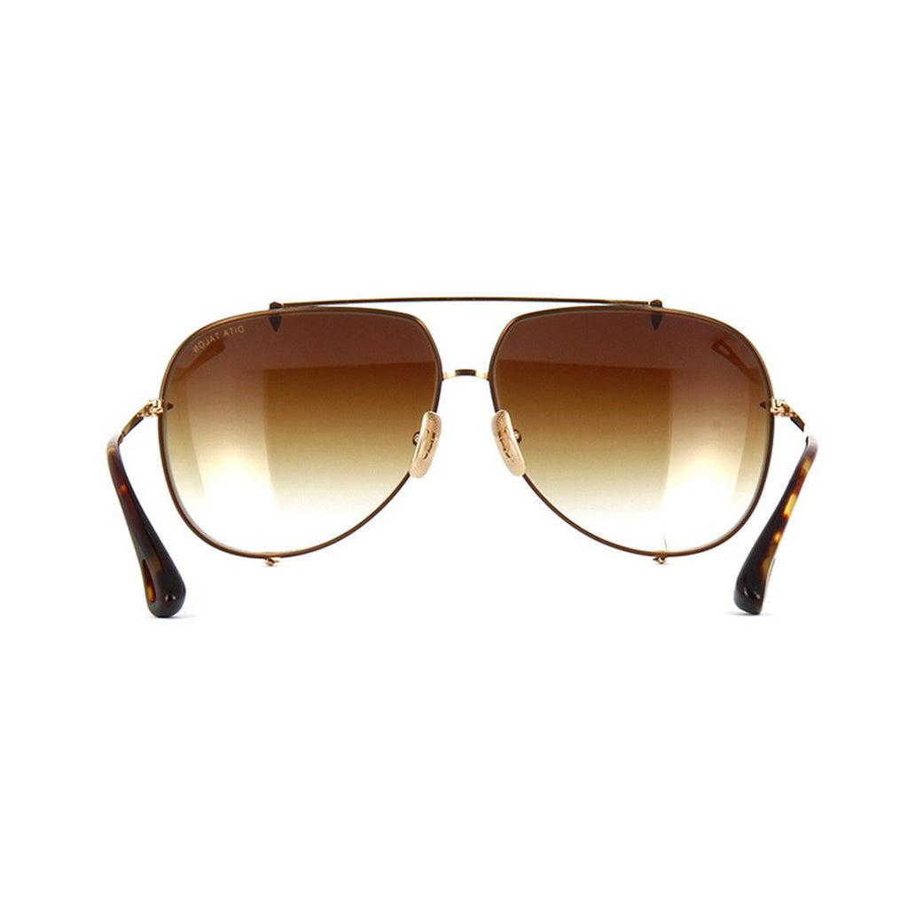01 Brown Dita Talon 23007B 23007-B 18K Women Mens Sunglasses for Men Women Sun Glasses Eyewear Shades - WowAwesomeStuff  - 5