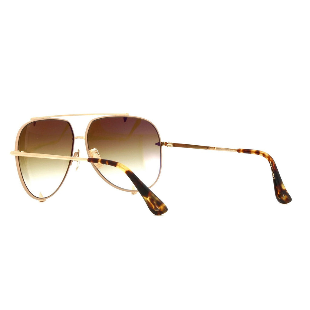 01 Brown Dita Talon 23007B 23007-B 18K Women Mens Sunglasses for Men Women Sun Glasses Eyewear Shades - WowAwesomeStuff  - 22