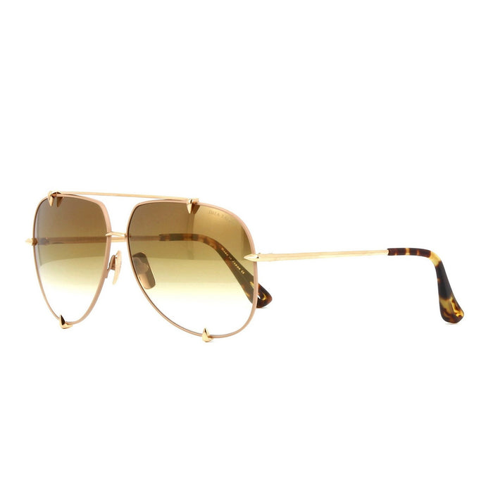 011 Mirror Golden Dita Talon 23007C 23007-C 18K Women Mens Sunglasses for Men Women Sun Glasses Eyewear Shades - WowAwesomeStuff  - 1