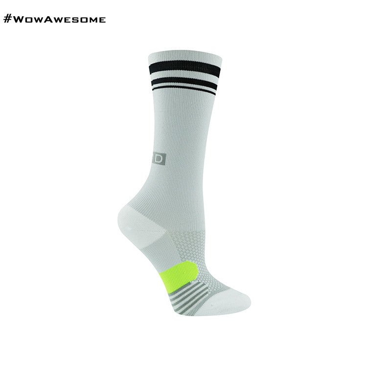 MadMatch Design MMD White Womens Mens Sports Boot Anklet Socks for Men Women - WowAwesomeStuff  - 42