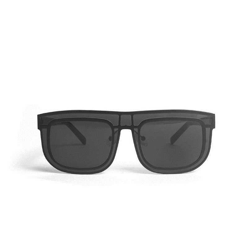 A.D.S.R HOT/2 Black Designer Titanium Texture Men Women Sunglasses