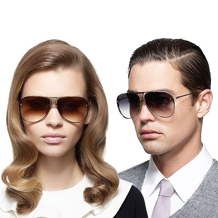 009 Dita Brown Decade Two DRX 2082B 2082-B 18k (20th Anniversary Limited Edtion) Womens Mens Sunglasses for Men Women Sun Glasses Eyewear Shades - WowAwesomeStuff  - 33