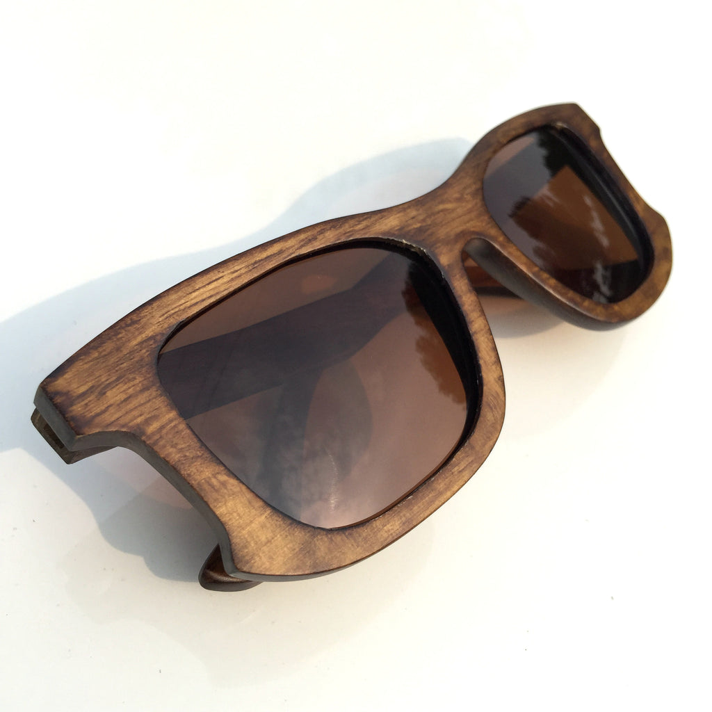 Unique Design Top Quality Aviator Women Men Wood Sunglasses Shades Sun Glasses - WowAwesomeStuff  - 2
