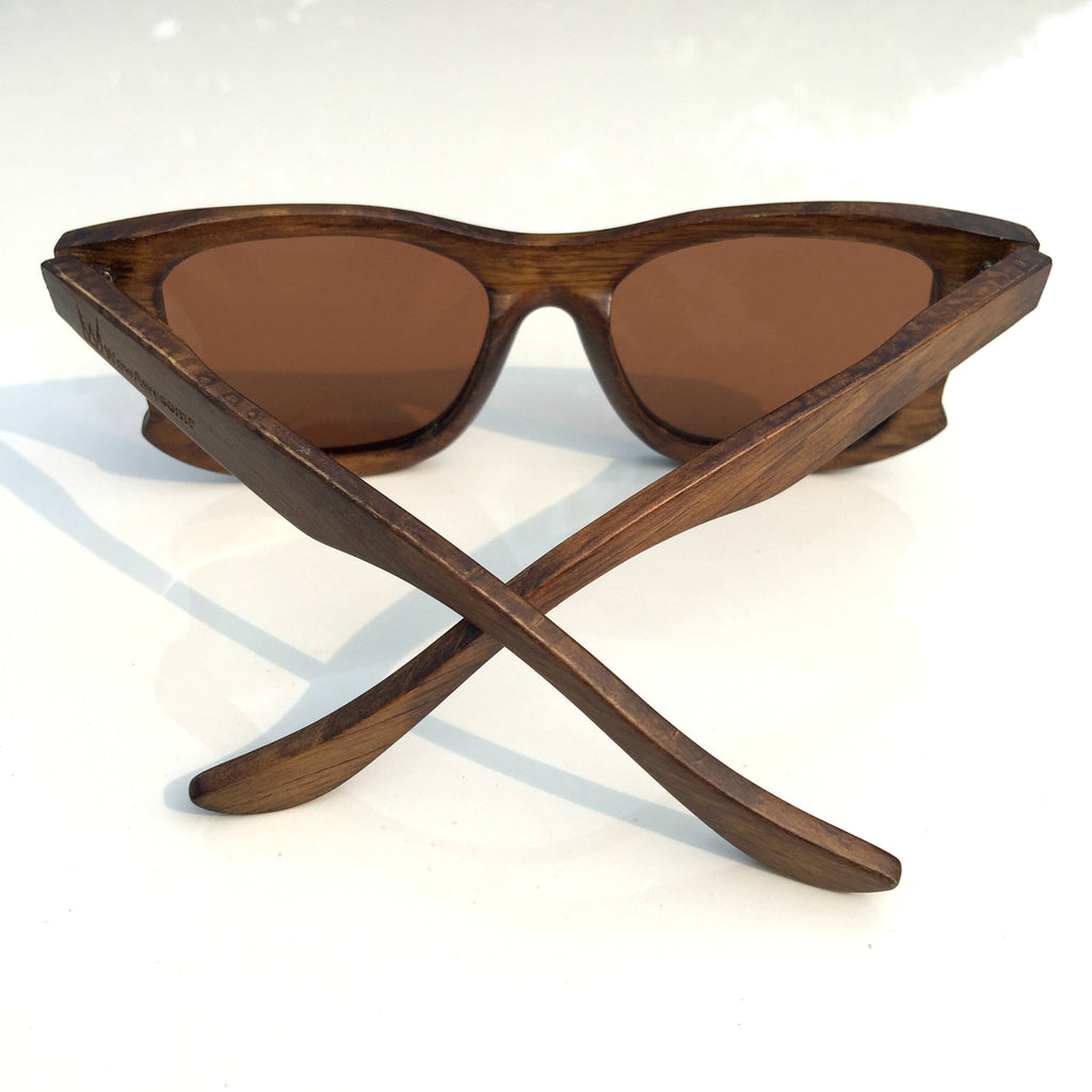Unique Design Top Quality Aviator Women Men Wood Sunglasses Shades Sun Glasses - WowAwesomeStuff  - 7