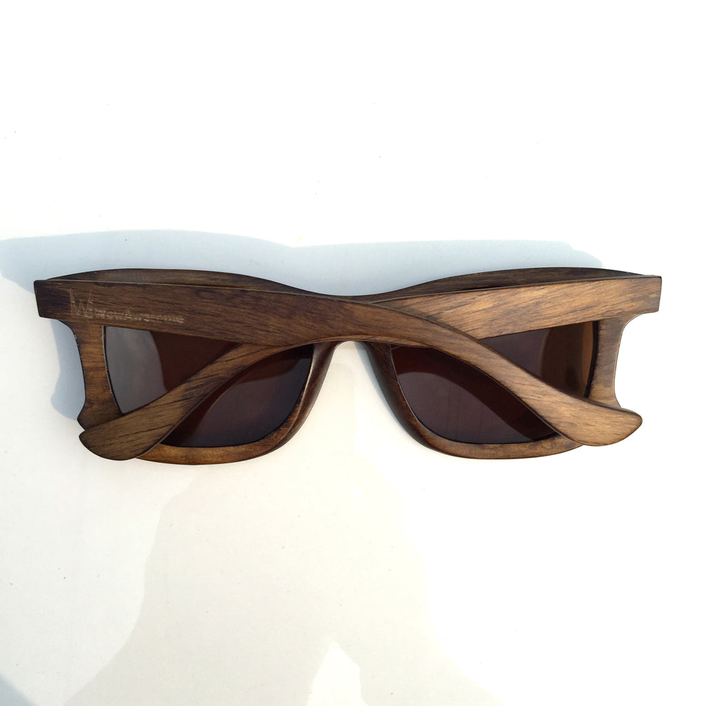 Unique Design Top Quality Aviator Women Men Wood Sunglasses Shades Sun Glasses - WowAwesomeStuff  - 10
