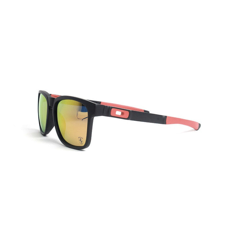 Okey Ferrari SPECIAL EDITION CATALYST Orange Women Mens Sports Polarized Sunglasses