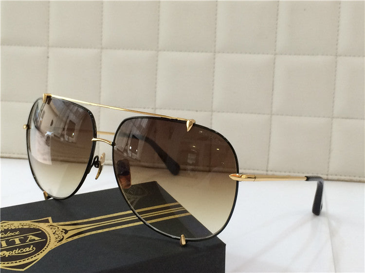 01 Brown Dita Talon 23007B 23007-B 18K Women Mens Sunglasses for Men Women Sun Glasses Eyewear Shades - WowAwesomeStuff  - 56