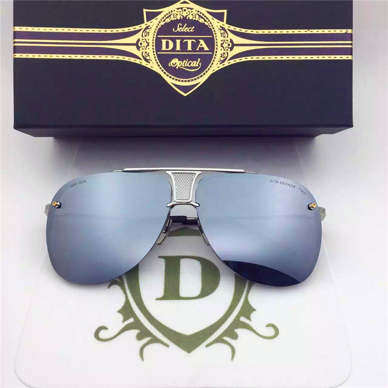 009 Dita Brown Decade Two DRX 2082B 2082-B 18k (20th Anniversary Limited Edtion) Womens Mens Sunglasses for Men Women Sun Glasses Eyewear Shades - WowAwesomeStuff  - 21