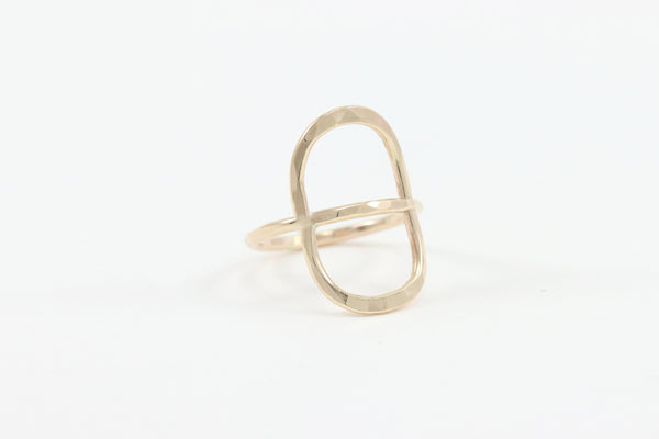 Double Arch Ring
