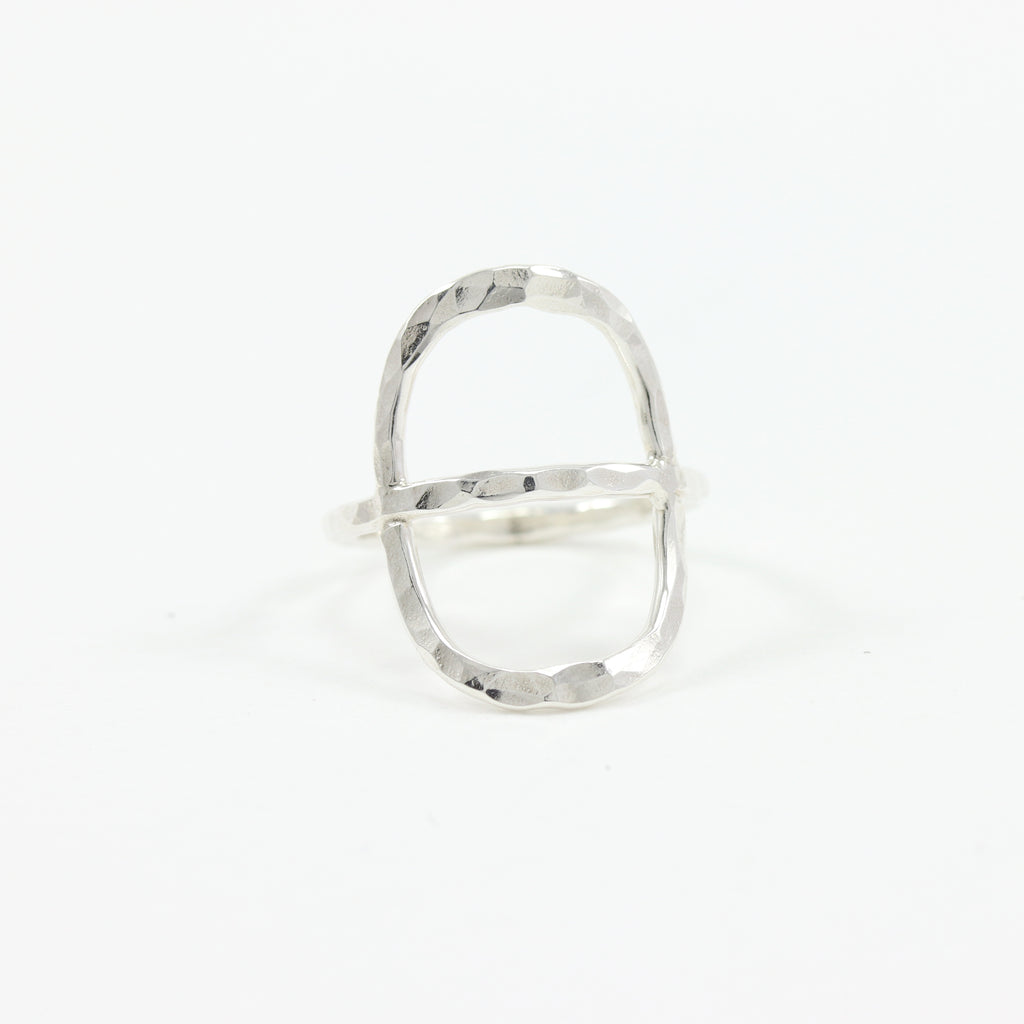 R003 Double Arch Ring