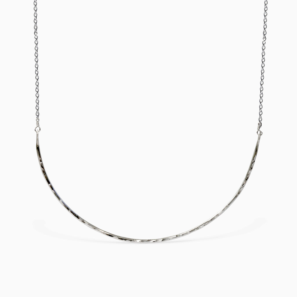 Curved Collar Necklace