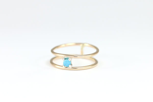 Parallel Gem Ring