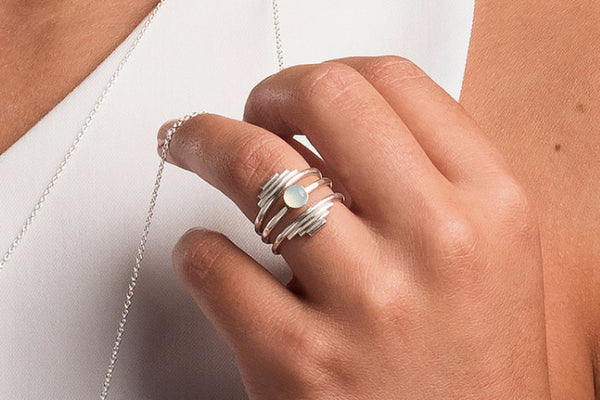 Echo Stacking Ring