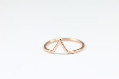 Peak Stacking Ring