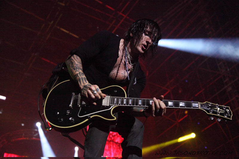 richard fortus dawner prince pedals gear