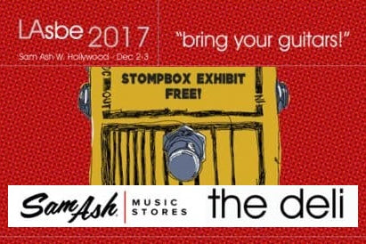 Dawner Prince on L.A. Stompbox Exhibit