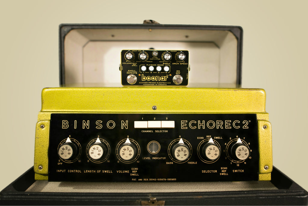 Boonar and Binson Echorec