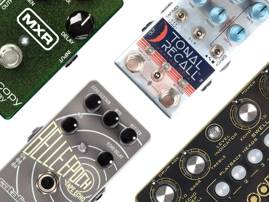 Boonar best delay pedal
