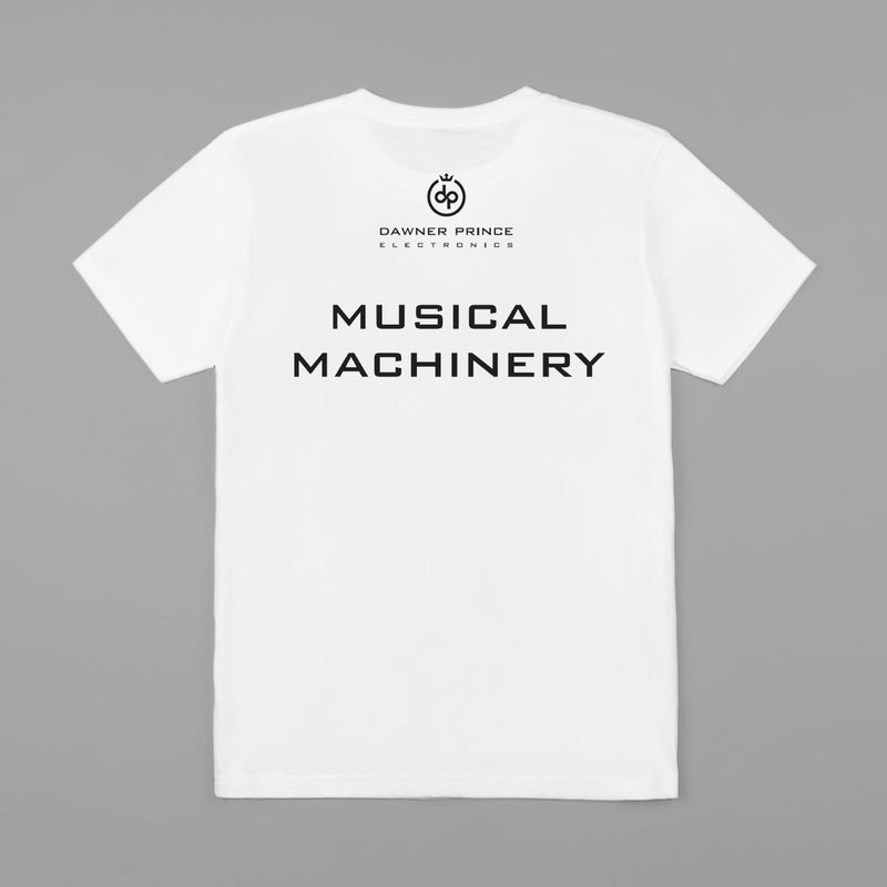 MUSICAL MACHINERY T-SHIRT
