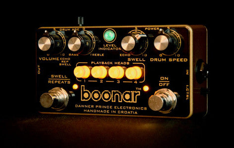 sound and feel of the legendary Binson Echorec