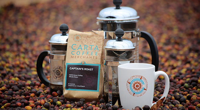 Kona Coffee from Carta Coffee - Where to Start?