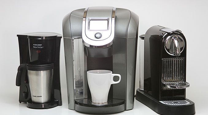 k-cup machines