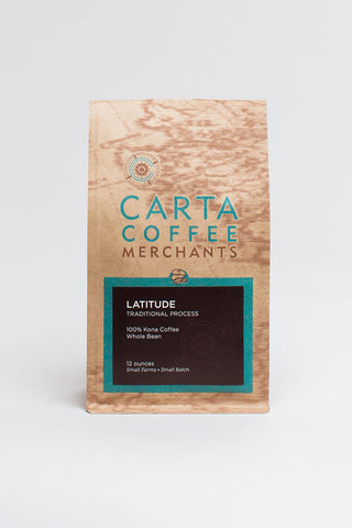 Latitude Black and Tan Roast