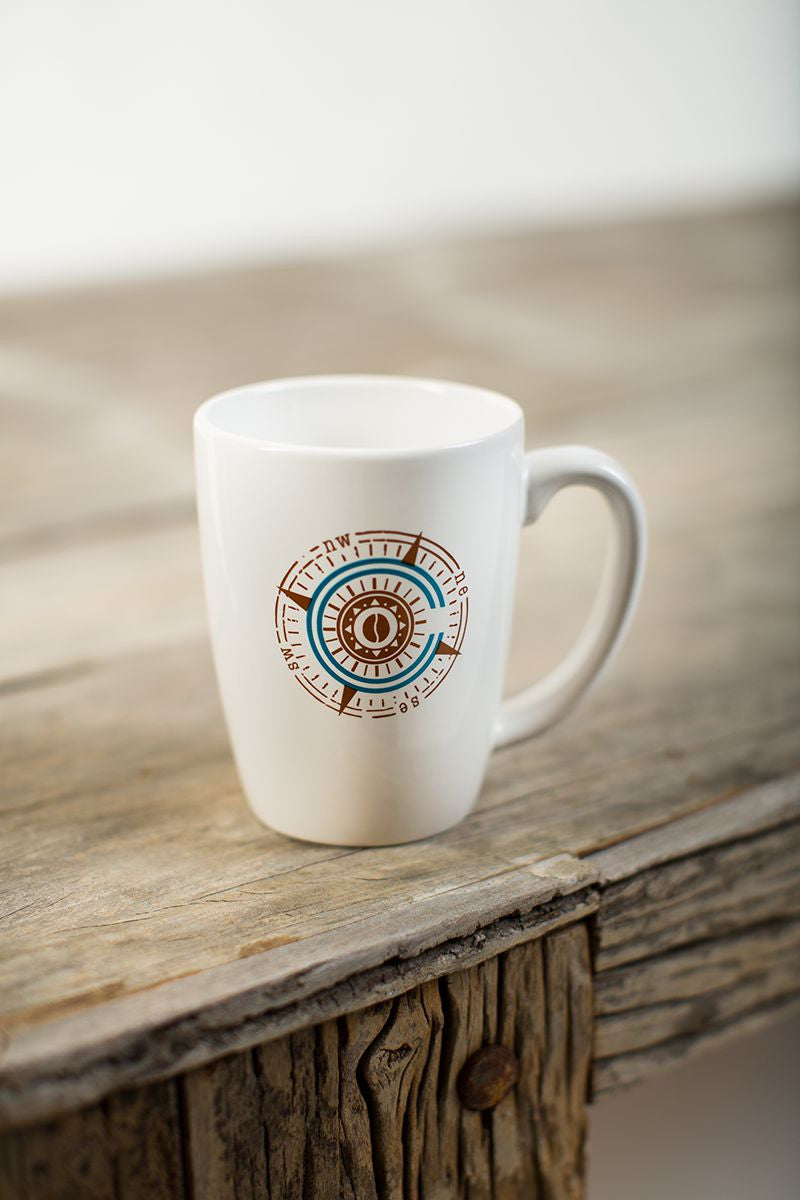 Compass Rose Coffee Mug