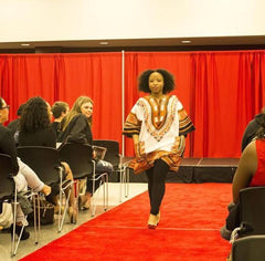 Our First Fashion Show