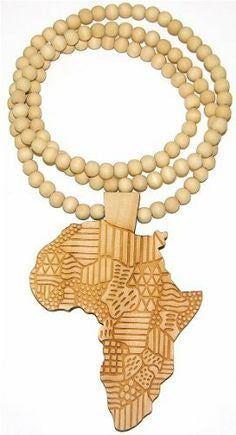 Wood Africa Chain - African Connection - 3