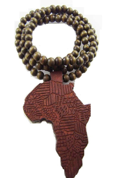 Wood Africa Chain - African Connection - 5