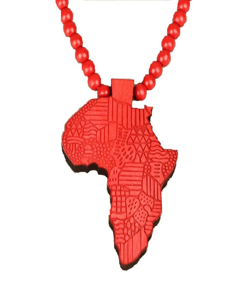 Wood Africa Chain - African Connection - 4