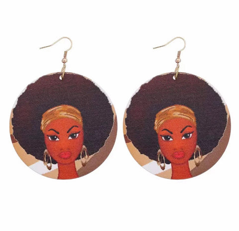 Fro Earrings