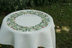 Berries of the Forest Tablecloth