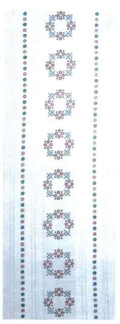Flower Rings Tablecloth