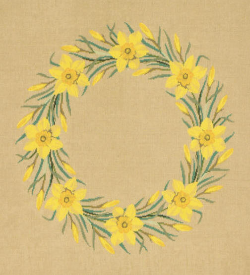 Garland of Daffodils