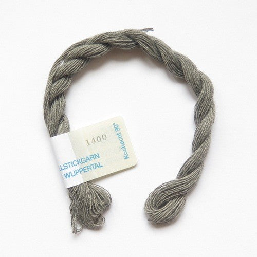 VH1400 Brown Grey German Flower Thread