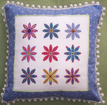 Flower Power Pillow Kit