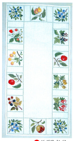 Fruits & Berries Runner