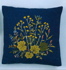 Lady's Mantle Pillow
