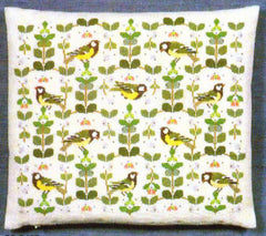 Great Tit Pillow