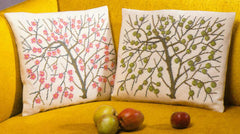 Apple Blossom Pillow
