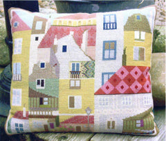 House Ends Pillow